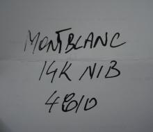 montblanc14914Knib8