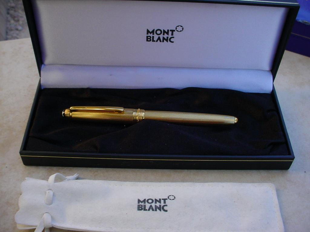 montblanc18K92591